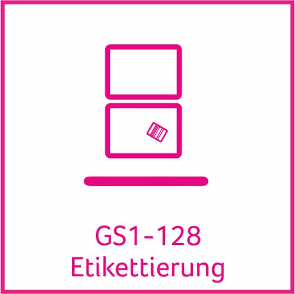 GS1-128 Etikettierung in der Sage 100