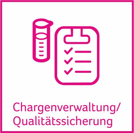 Chargenverwaltung / Qualitätssicherung in der Sage 100