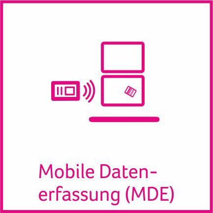 Mobile Datenerfassung für die Sage 100