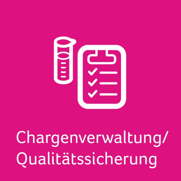 Chargenverwaltung / Qualitätsicherung