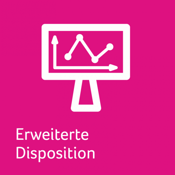 Erweiterte Disposition