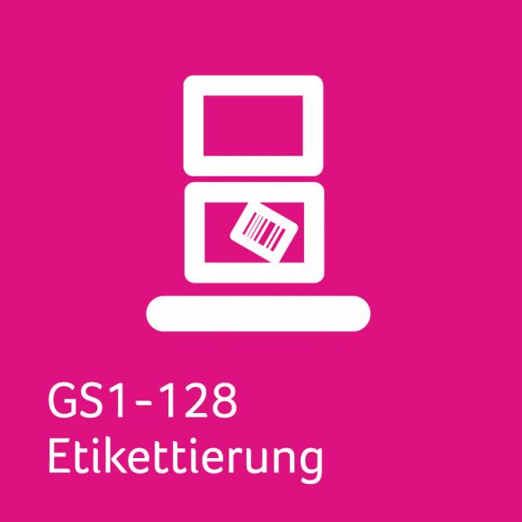 GS1-128 Etikettierung