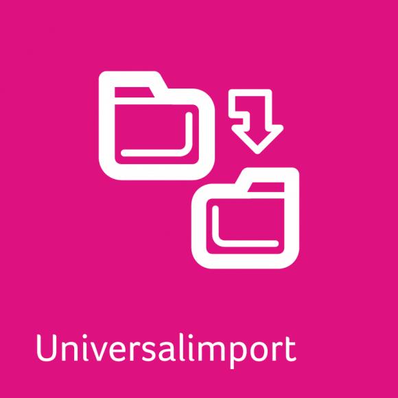 Universalimport für die Sage 100