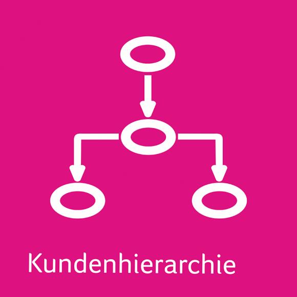 Kundenhierarchie